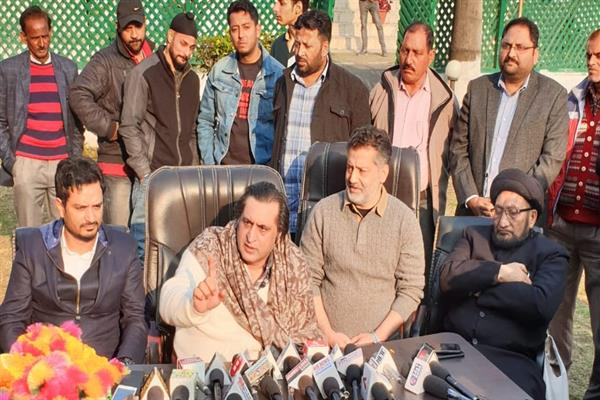 PC will contest from all 87 seats, provide an alternative of hope in J&K: Sajad Lone