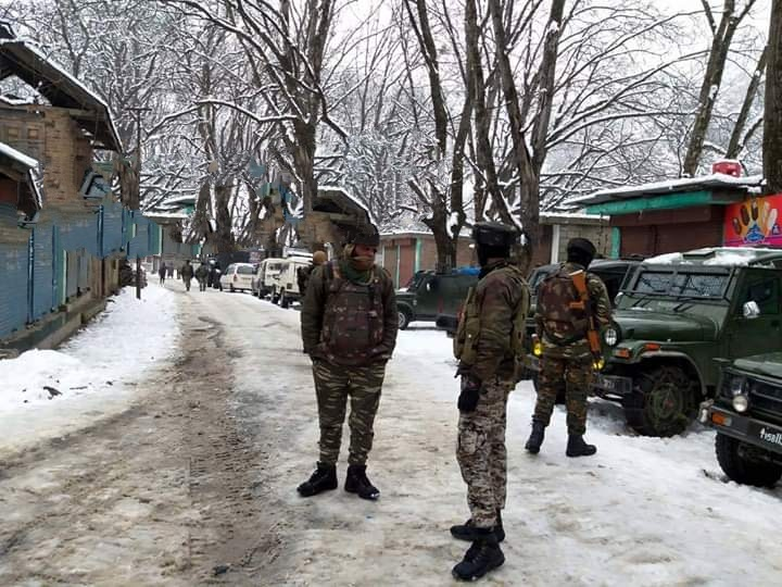 Two militants killed in Budgam gunfight, operation underway