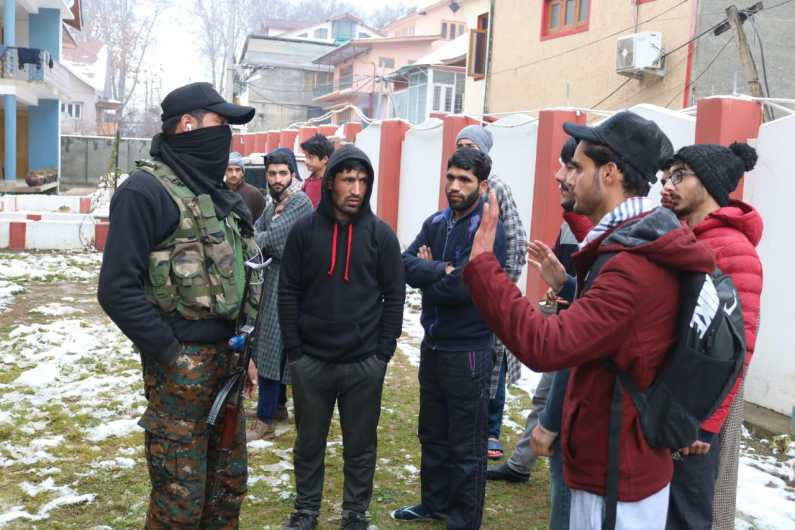 Security beefed up in Kashmir ahead of Republic Day