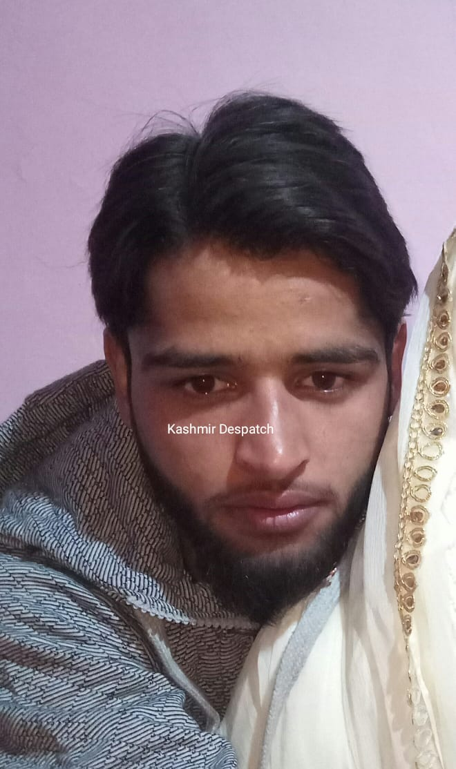 20 year old Sopore youth goes missing, family appeals for help