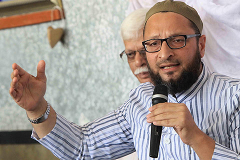 Owaisi asks Pak to stop 'meddling' in Kashmir affairs