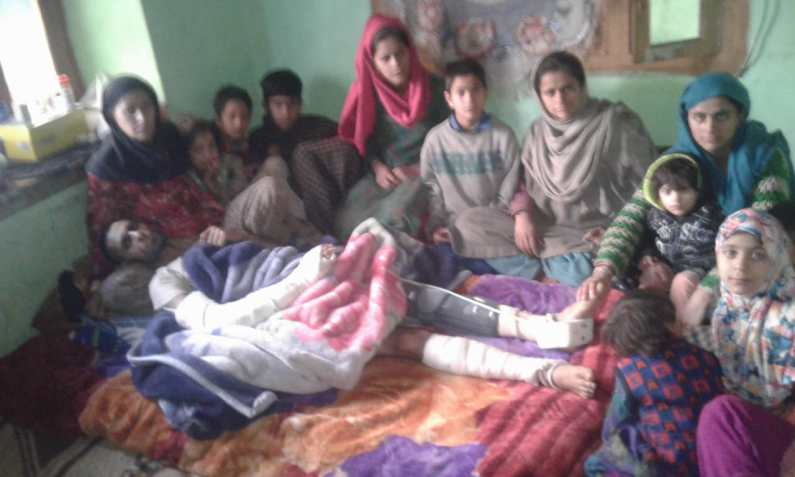 Uttarakhand Landslide Tragedy: Govt. fails to compensate ailing father of 11 children from Uri
