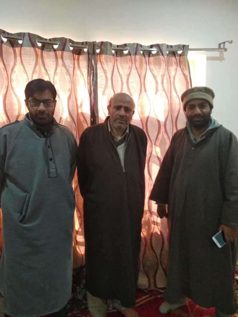 Despite barriers AIP will emerge as voice of masses : Er. Rasheed