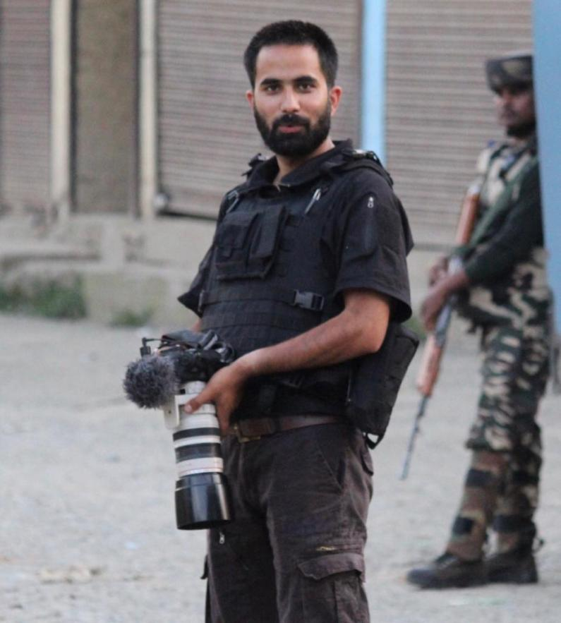Daily Excelsior North Kashmir Photojournalist harassed by Baramulla Adminstration