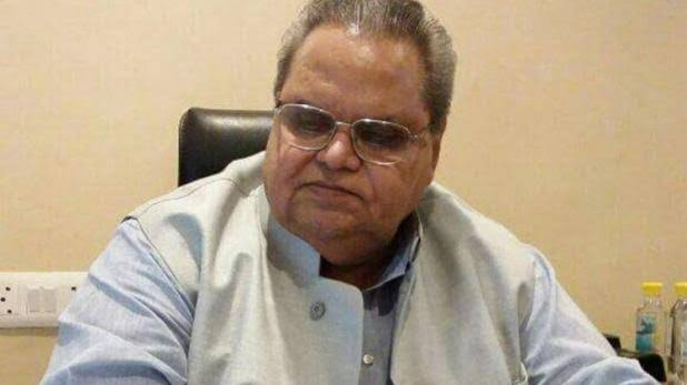 Governor Malik accuses political parties of politicising R-day order