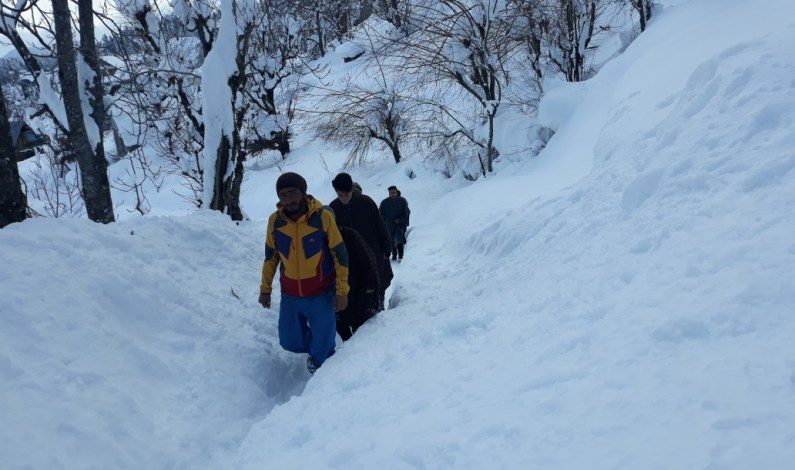 Heavy snowfall in December-January boosts tourism in Kashmir