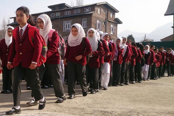 Government set to re-open middle level schools in Kashmir from Wednesday