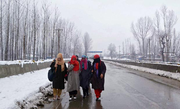MeT Forecasts Dry Weather In J&K, Ladakh Till March 6