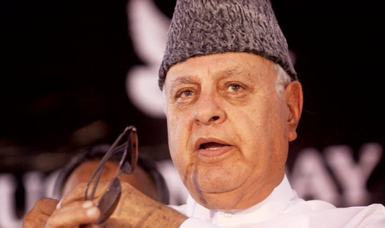 We are not free people, we are slaves: Farooq Abdullah on situation after 370 abrogation in JK