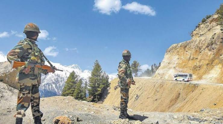 Indian intelligence spots Chinese spies along LAC, cautions army to stay alert
