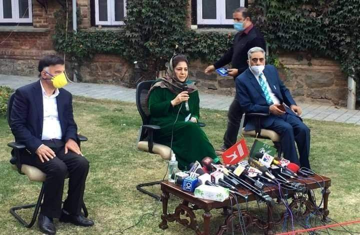 PAGD's Farooq, Mehbooba, Tarigami To Attend PM's All Party Meeting On June 24
