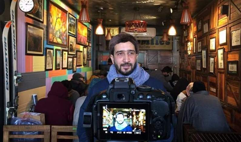 An interview with entrepreneur Jibran Khan, owner of Zeromiles Sopore