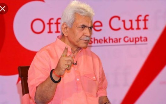 J&K full of water sports potential, working to have Water Sports Academy for Olympics: LG Manoj Sinha