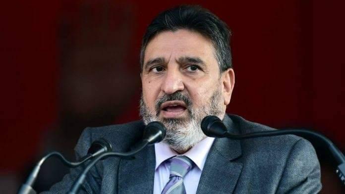 Altaf Bukhari welcomes release of Naeem Akhtar