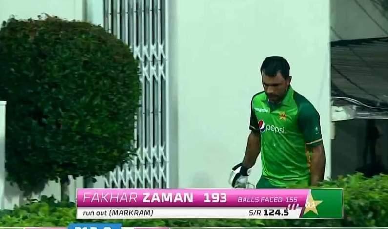 SA Vs PAK, 2nd ODI: South Africa Survive Fakhar Zaman Scare, Level Series