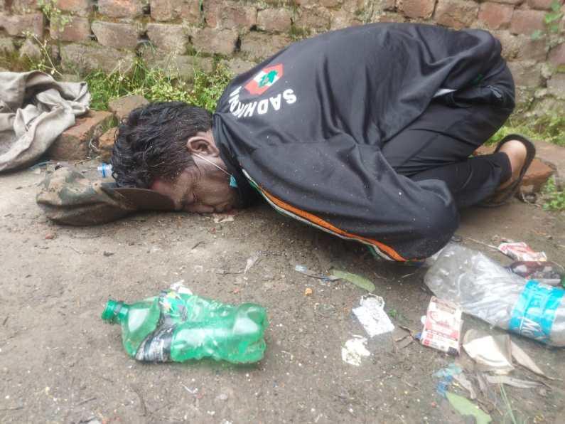 Man found dead in Sopore, police starts investigation
