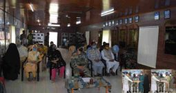 Army Distributed Sewing Machines Among Women Entrepreneurs