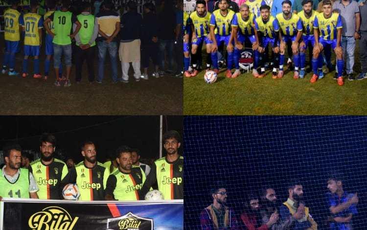 First Night Tournament kicks off at Palhallan Pattan