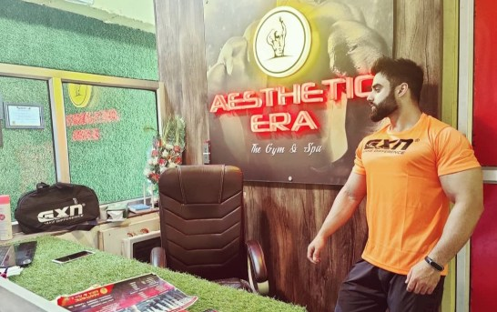 Asthtic-ERA: A gym centre that keeps Bandipora youth fit and healthy
