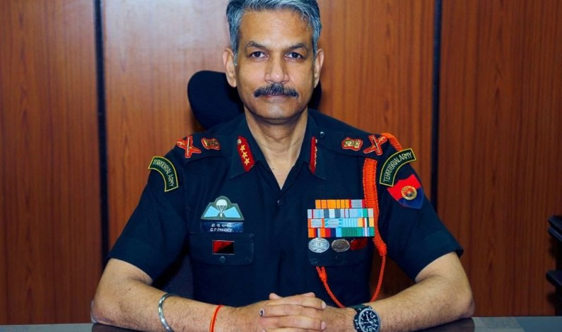 Situation under control and peaceful in North Kashmir: Lt Gen Pandey