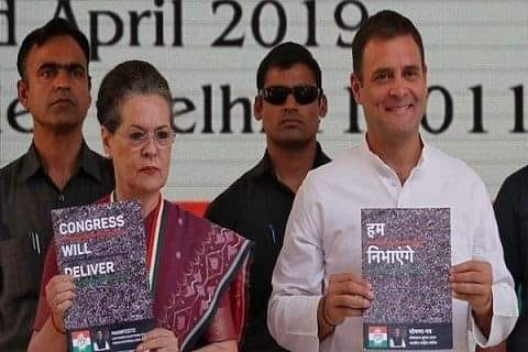 Congress in election manifesto talks about J-Kashmir