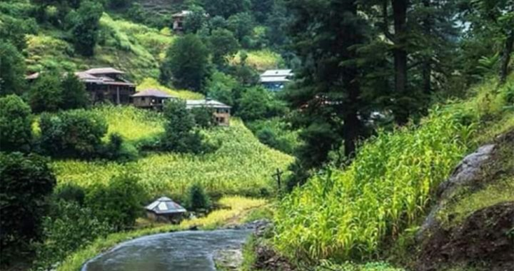 A complete travel guide to the beautiful Neelum Valley