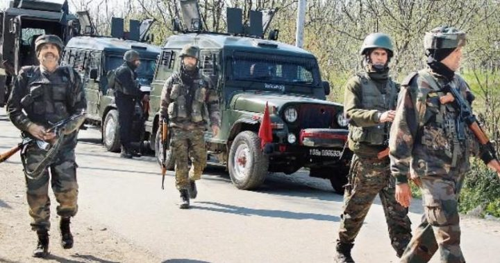 Dead body not allowed to take Kashmir from Dehli due to Yatri's movement