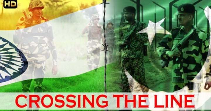Crossing the lines: Kashmir, Pakistan & India (A film)