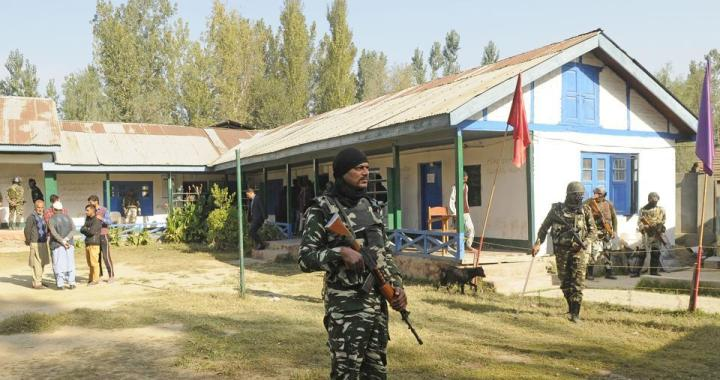 No voting in five villages of Sopore, turnout remained 0 Percent