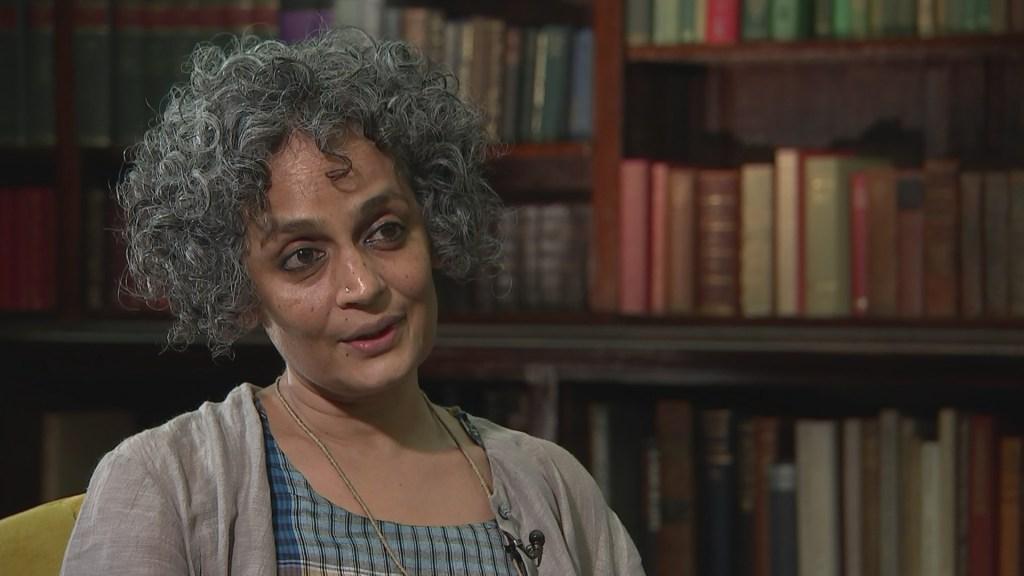 Arundhat Roy