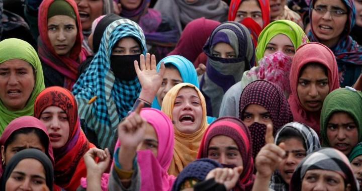 Since January 1989, Indian forces killed 95,238 Kashmiris