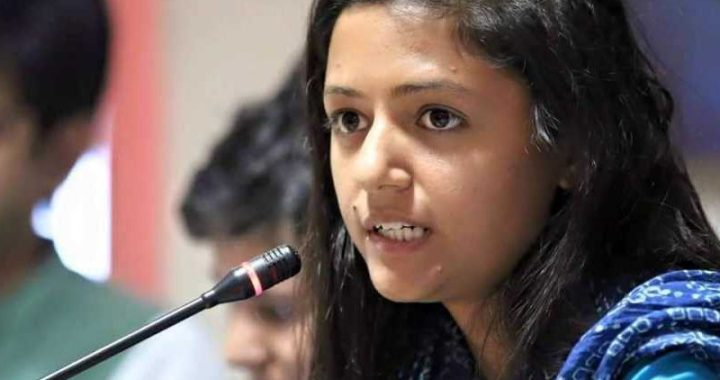 Shehla Rashid challenges the removal of Section 370 & the J&K Reorganisation Act in Indian High court