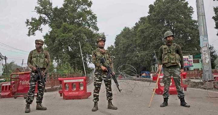 100 days of Lockdown in Jammu Kashmir