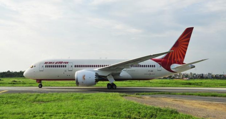 Indian Aeroplane with 150 passengers saved by Pakistani air traffic control