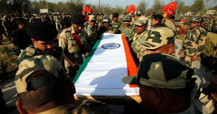 Colonel, Major, LeT commander among 5 killed in encounter in J&K's Handwara