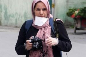 Kashmiri Journalist Musarat Zehra won another International award