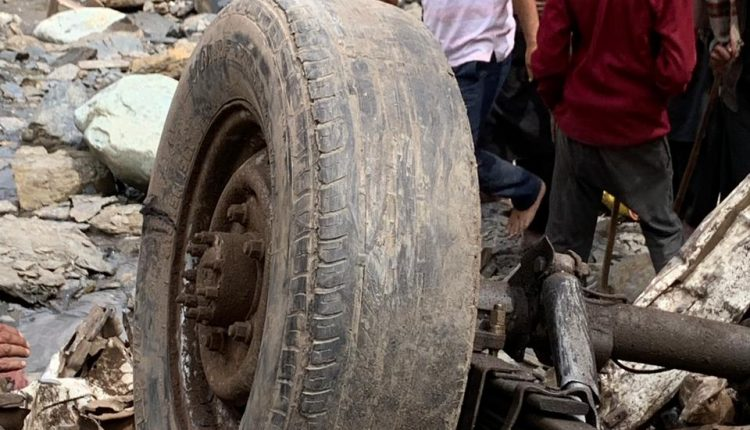 Mughal Road Accident: Tempo Vehicle's Route Permit Had Expired In