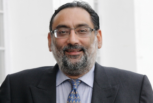 Dr Haseeb Drabu
