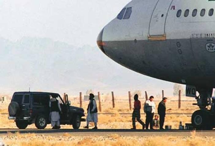 IC 814 Air India Aircraft Hijacked