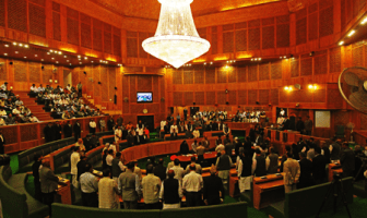 Lawmakers in JK Assembly