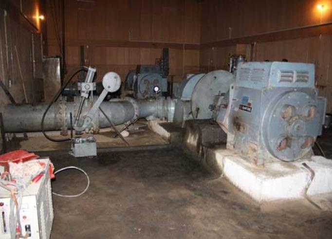 The two sub-stations at Kargil and Gramthang have a total transformation capacity of 18.9 MVA, which constitutes 50 percent of the total transformation capacity of 37.8 --Photo: Bilal Bahadur