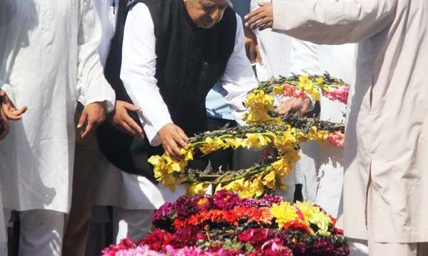 """Omar's Opponent: He spoke too previous day: 'The best tribute to these martyrs would be to create circumstances for resolution of Kashmir.' Those who read between the lines question PDP patron's assertion lately. """"Sir,"""" they say, """"please uphold the same spirit in case you sweep the polls in 2014 elections."""""""