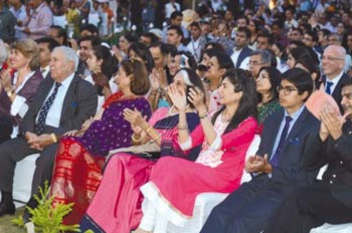 Audience-at-Zubin-Mehta's-concert