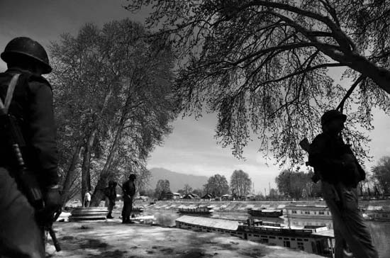 Surly Shadows: Along with the shadow of Chinar, they let loose the shadow of uniform. It had to happen, since beckon for dignity was vociferous. They shiver over the coming sight, and hence alien shadow sans serenity loomed large.