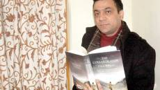 Memories from childhood in strife torn Kashmir have inspired Waheed Mirza's writing. Yasir Nowshari