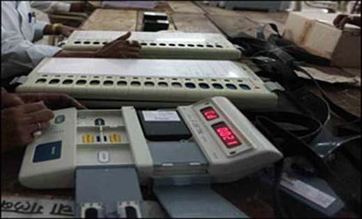 Electronic-Voting-Machine