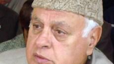 NC Patron Dr Farooq Abdullah     File Photo