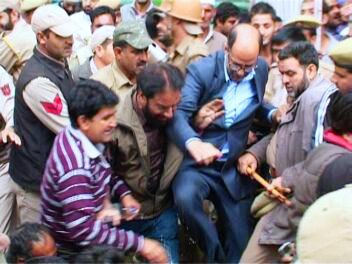 A cell phone grab issued by CNS