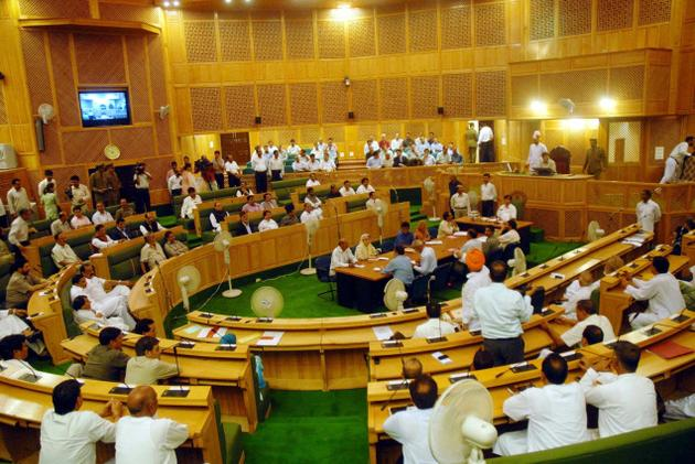 A view of JK Assembly