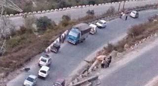 Batote-Kishtwar-highway